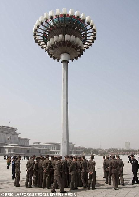 Binh sĩ Triều Tiên trước giông bão chiến tranh (ảnh + video) ảnh 25