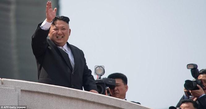 Sức mạnh quân sự Triều Tiên qua màn duyệt binh lớn nhất lịch sử ảnh 1