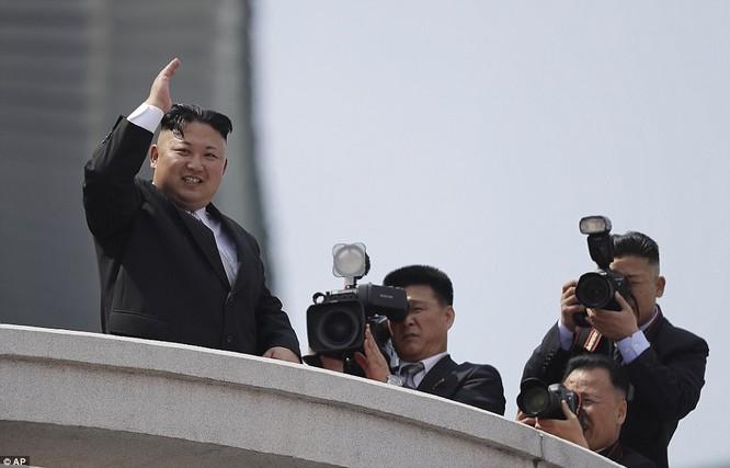 Sức mạnh quân sự Triều Tiên qua màn duyệt binh lớn nhất lịch sử ảnh 2