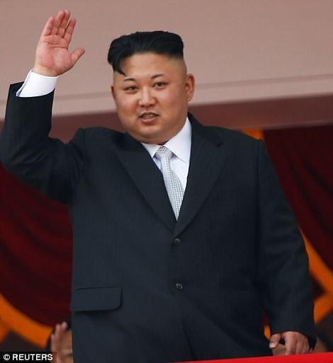 Sức mạnh quân sự Triều Tiên qua màn duyệt binh lớn nhất lịch sử ảnh 3