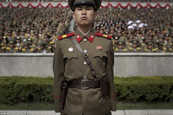 Sức mạnh quân sự Triều Tiên qua màn duyệt binh lớn nhất lịch sử ảnh 43
