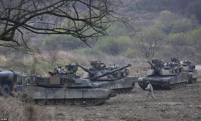 Sức mạnh quân sự Triều Tiên qua màn duyệt binh lớn nhất lịch sử ảnh 44