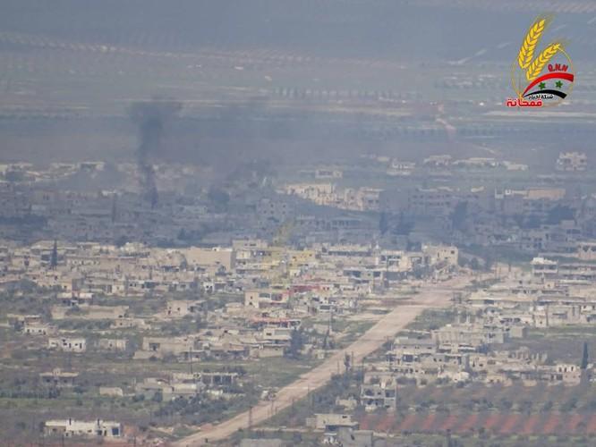 """Hổ Syria"" đập tan phiến quân, chiếm thị trấn then chốt tại Hama ảnh 3"