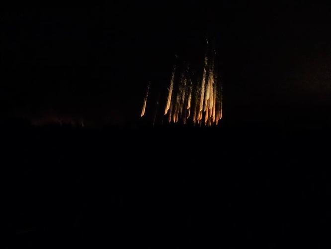 Không quân Nga-Syria giáng sấm sét xuống phiến quân tại Hama (video) ảnh 1