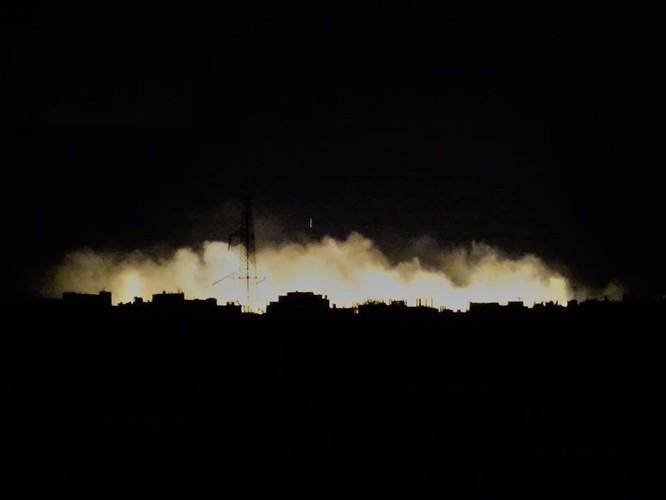 Không quân Nga-Syria giáng sấm sét xuống phiến quân tại Hama (video) ảnh 2