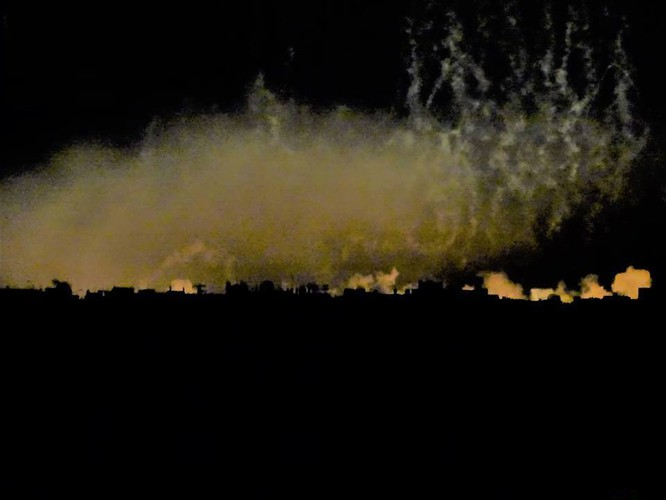 Không quân Nga-Syria giáng sấm sét xuống phiến quân tại Hama (video) ảnh 3