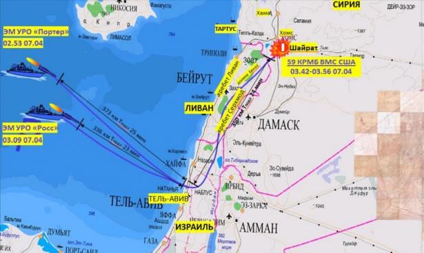 """36 tên lửa Tomahawk Mỹ tấn công Syria """"biến mất"""": Nga ra tay hay chuyện gì? (III) ảnh 1"""