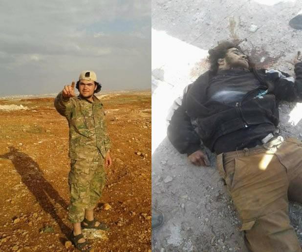 """""""Hổ Syria"""" giáng đòn choáng váng, diệt 37 tăng thiết giáp và xe bán tải phiến quân (video) ảnh 4"""