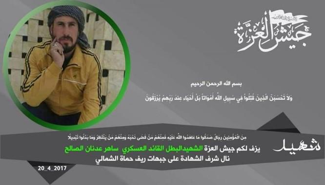 """""""Hổ Syria"""" giáng đòn choáng váng, diệt 37 tăng thiết giáp và xe bán tải phiến quân (video) ảnh 7"""