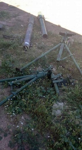 Quân đội Syria hủy diệt hàng chục xe phiến quân, hơn 50 tay súng thánh chiến chết trận (video) ảnh 7