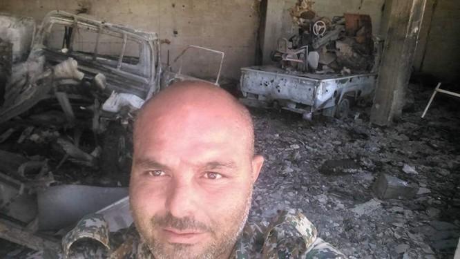 Quân đội Syria hủy diệt hàng chục xe phiến quân, hơn 50 tay súng thánh chiến chết trận (video) ảnh 8