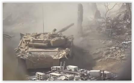 Quân đội Syria tấn công lớn đánh phe thánh chiến cố thủ ngoại ô Damascus ảnh 2