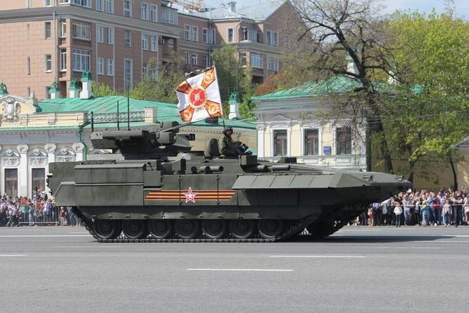 Lộ nội thất siêu tăng Armata Nga ảnh 5