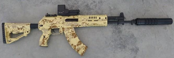 Quân đội Nga sắp chính thức trang bị súng AK-12 và AK-15 ảnh 2