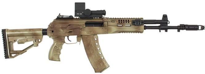 Quân đội Nga sắp chính thức trang bị súng AK-12 và AK-15 ảnh 1