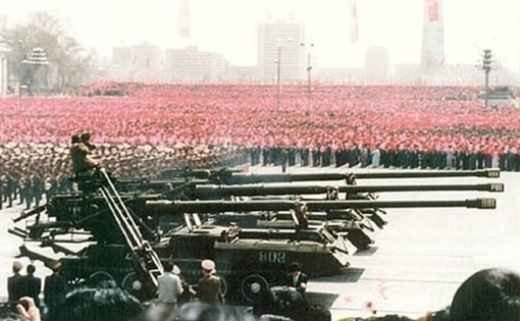"""Triều Tiên tập trận """"lớn nhất lịch sử"""" trong bối cảnh căng thẳng (video) ảnh 1"""