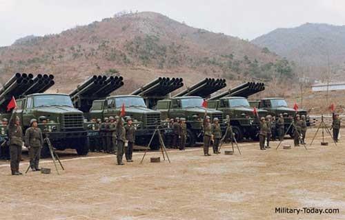 """Triều Tiên tập trận """"lớn nhất lịch sử"""" trong bối cảnh căng thẳng (video) ảnh 3"""