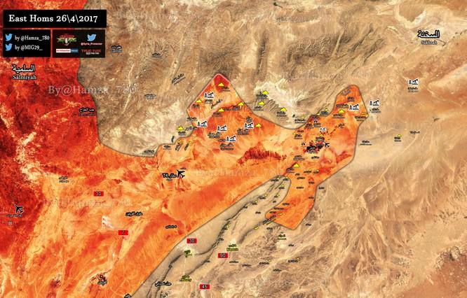 IS thảm sát dã man, quân đội Syria sắp tiến đánh bắc Palmyra ảnh 1
