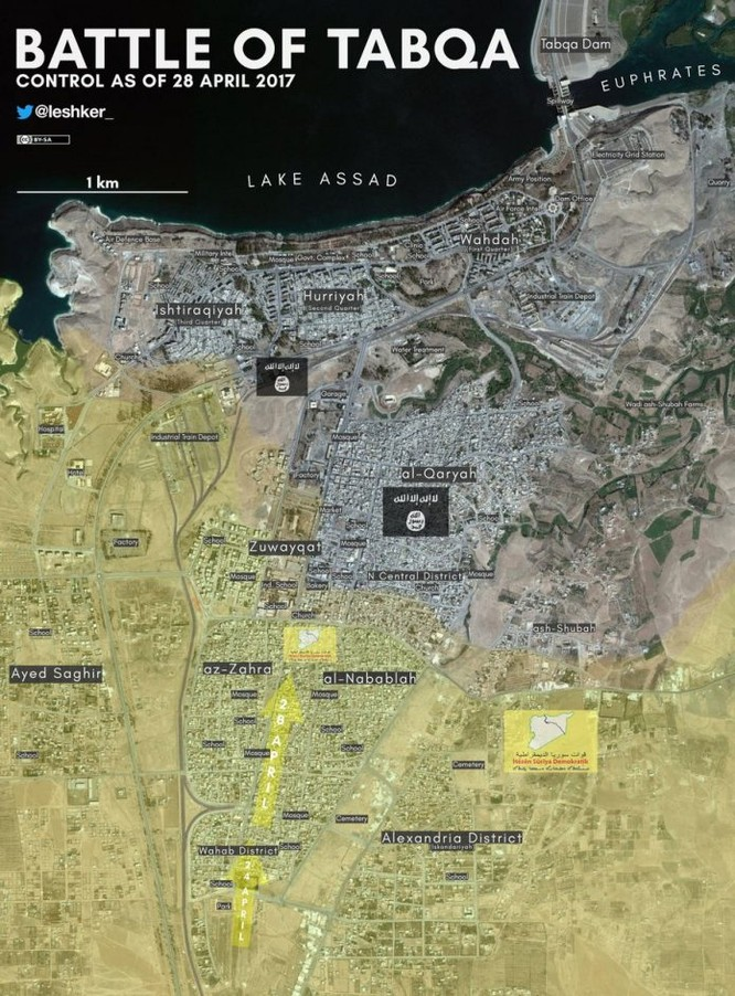 Chiến sự Syria: SDF chiếm thêm địa bàn IS, Thổ Nhĩ Kỳ đe dọa chiến tranh lớn ảnh 1