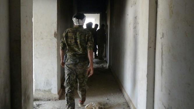 Chiến sự Syria: SDF chiếm thêm địa bàn IS, Thổ Nhĩ Kỳ đe dọa chiến tranh lớn ảnh 4