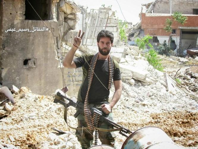 Chiến sự Syria: Quân Assad siết vòng vây phiến quân cố thủ ngoại vi Damascus ảnh 10
