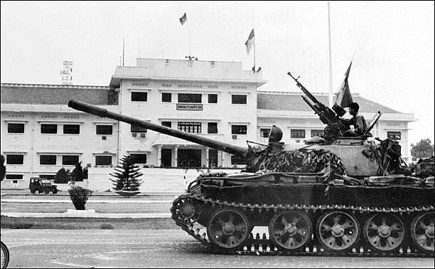 Giải phóng Sài Gòn: Những khoảnh khắc sống mãi với thời gian (chùm ảnh) ảnh 9