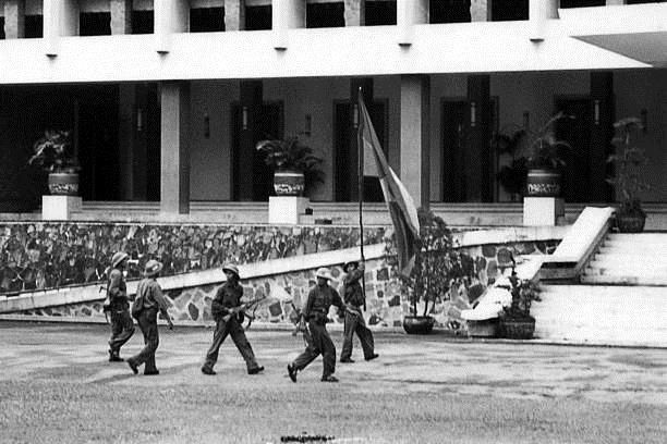 Giải phóng Sài Gòn: Những khoảnh khắc sống mãi với thời gian (chùm ảnh) ảnh 4