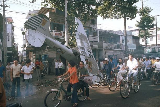 Giải phóng Sài Gòn: Những khoảnh khắc sống mãi với thời gian (chùm ảnh) ảnh 14