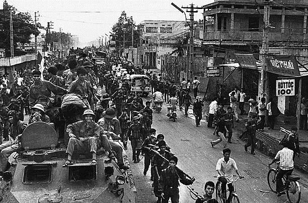 Giải phóng Sài Gòn: Những khoảnh khắc lịch sử qua ảnh (I) ảnh 26