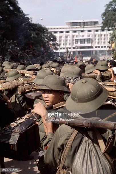 Giải phóng Sài Gòn: Những khoảnh khắc sống mãi với thời gian (chùm ảnh) ảnh 26