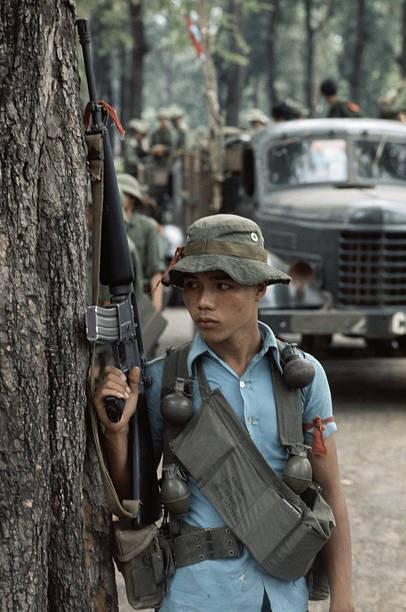 Giải phóng Sài Gòn: Những khoảnh khắc sống mãi với thời gian (chùm ảnh) ảnh 27