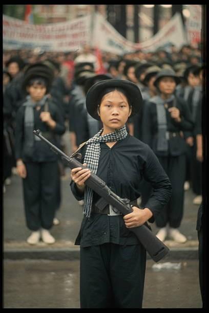 Giải phóng Sài Gòn: Những khoảnh khắc sống mãi với thời gian (chùm ảnh) ảnh 28