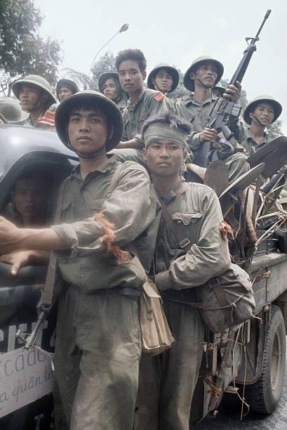 Giải phóng Sài Gòn: Những khoảnh khắc sống mãi với thời gian (chùm ảnh) ảnh 29