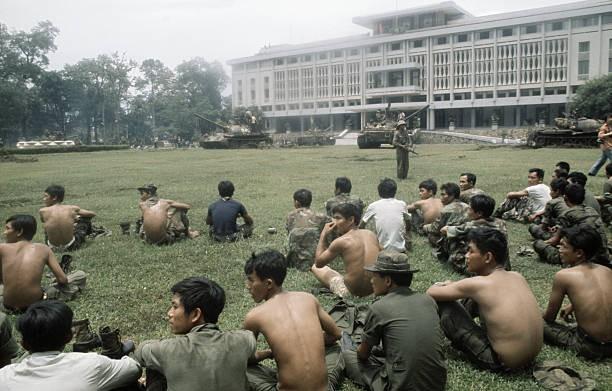 Giải phóng Sài Gòn: Những khoảnh khắc sống mãi với thời gian (chùm ảnh) ảnh 31