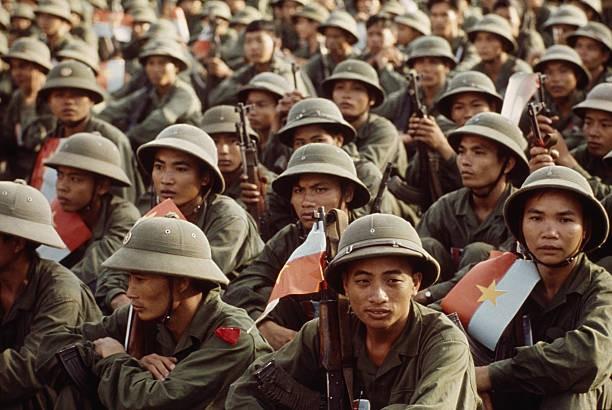 Giải phóng Sài Gòn: Những khoảnh khắc sống mãi với thời gian (chùm ảnh) ảnh 57