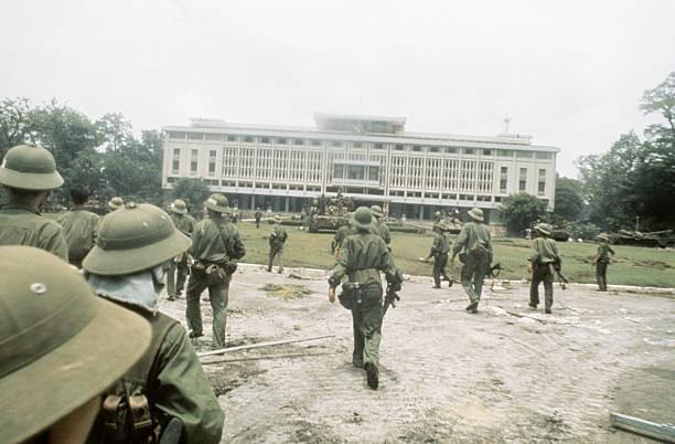 Giải phóng Sài Gòn: Những khoảnh khắc sống mãi với thời gian (chùm ảnh) ảnh 33