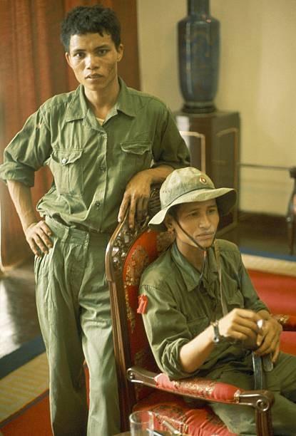 Giải phóng Sài Gòn: Những khoảnh khắc sống mãi với thời gian (chùm ảnh) ảnh 37