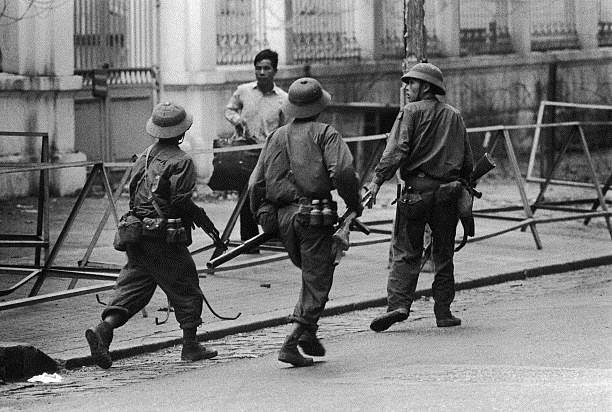 Giải phóng Sài Gòn: Những khoảnh khắc sống mãi với thời gian (chùm ảnh) ảnh 42