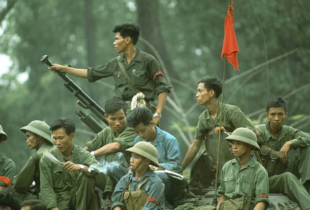 Giải phóng Sài Gòn: Những khoảnh khắc sống mãi với thời gian (chùm ảnh) ảnh 53