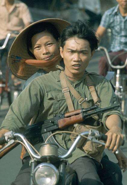 Giải phóng Sài Gòn: Những khoảnh khắc sống mãi với thời gian (chùm ảnh) ảnh 54