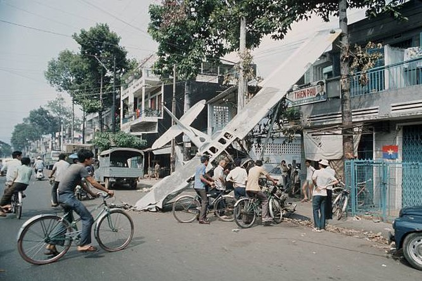 Giải phóng Sài Gòn: Những khoảnh khắc sống mãi với thời gian (chùm ảnh) ảnh 55