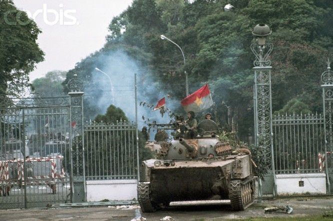 Giải phóng Sài Gòn: Những khoảnh khắc sống mãi với thời gian (chùm ảnh) ảnh 1