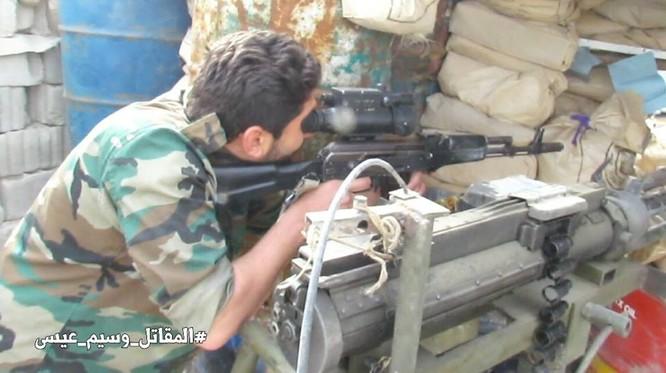 Chiến sự Syria: Lính chính phủ san phẳng chỉ huy sở phiến quân ở Daraa ảnh 2