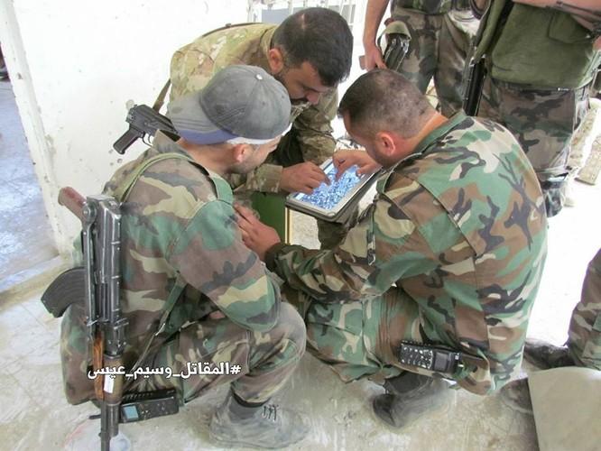 Chiến sự Syria: Lính chính phủ san phẳng chỉ huy sở phiến quân ở Daraa ảnh 3