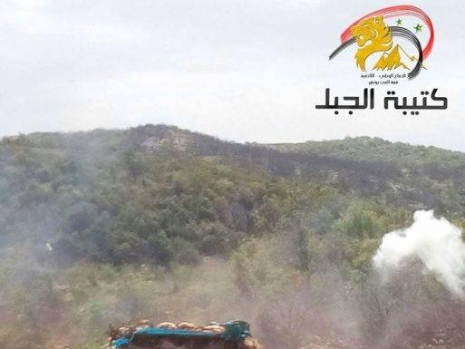 Chiến sự Syria: Xe tăng nã pháo vùi dập phiến quân ở Latakia ảnh 2