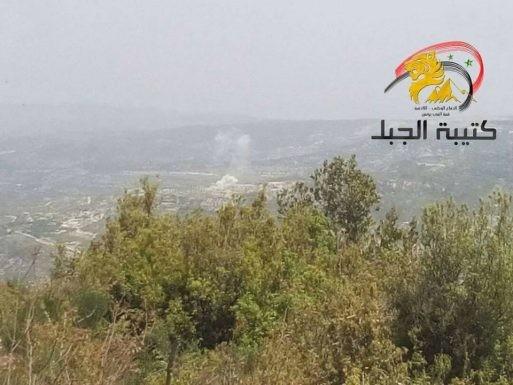 Chiến sự Syria: Xe tăng nã pháo vùi dập phiến quân ở Latakia ảnh 3