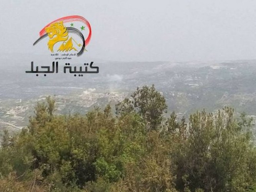 Chiến sự Syria: Xe tăng nã pháo vùi dập phiến quân ở Latakia ảnh 4