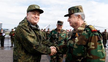 """Tướng lĩnh, cố vấn Nga đổ máu để """"lên đời"""" quân đội Syria ảnh 1"""