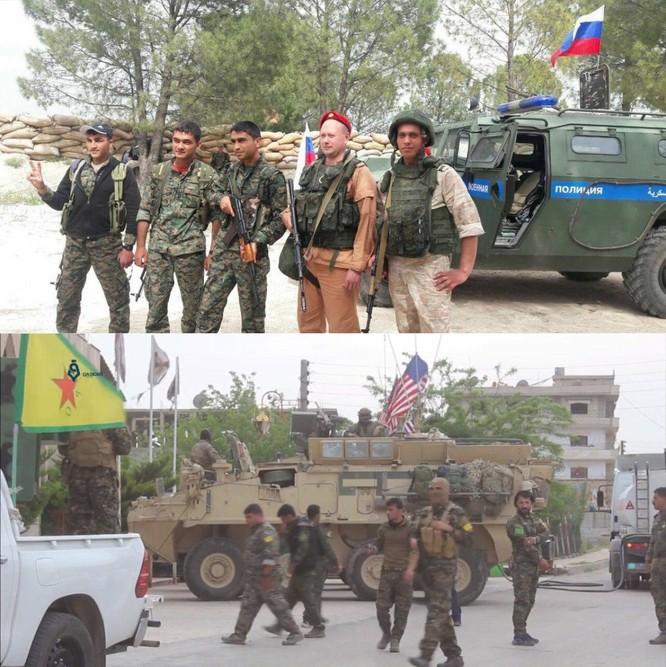 Nga trung gian để quân đội Syria tiếp quản 9 trạm kiểm soát quân sự người Kurd ảnh 1