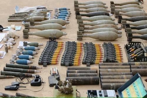 Chiến sự Syria: Người Kurd đè bẹp IS, hơn 400 tay súng khủng bố chết trận (video) ảnh 1